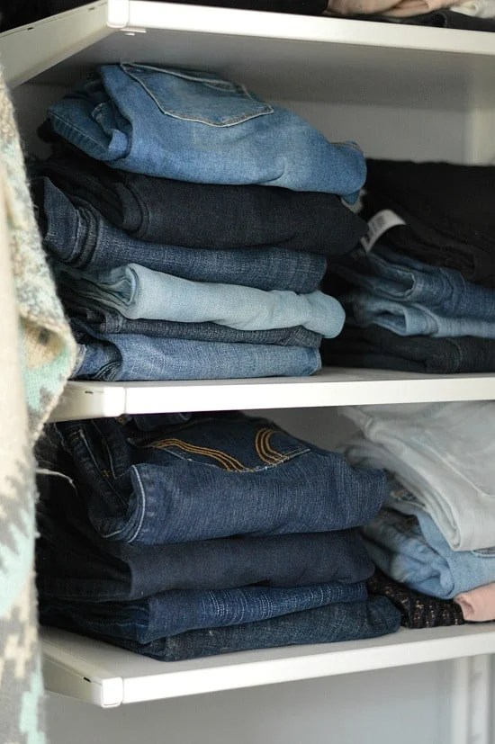 Organize your entire wardrobe with this affordable closet system
