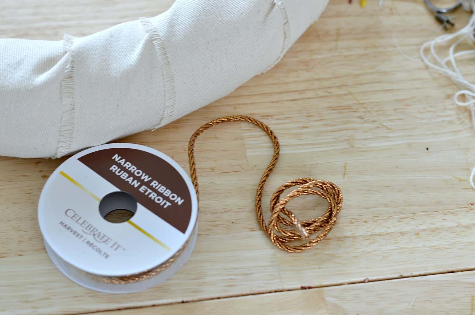 copper string