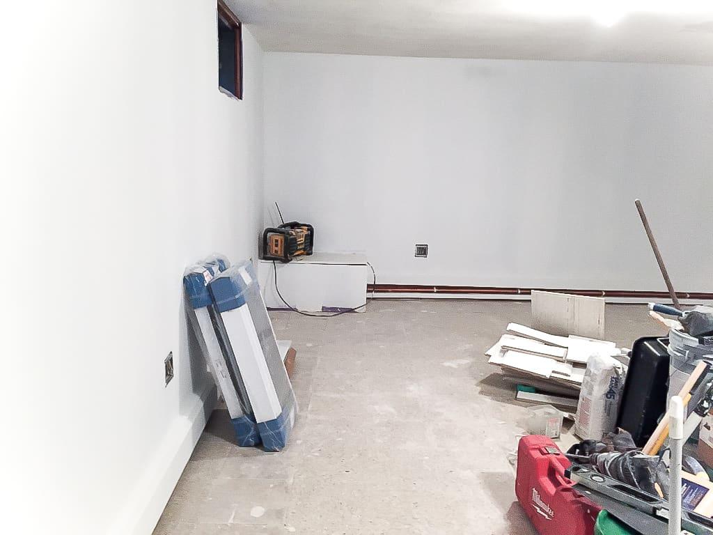 basement-reno-week-3-marble-fireplace-5