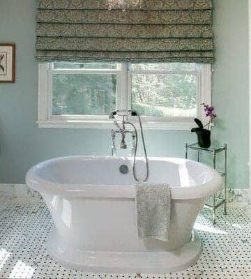 The best bathroom paint colors