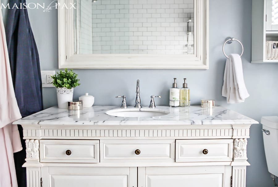 The best bathroom paint colors - Krypton