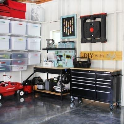BlueiStyle: Garage