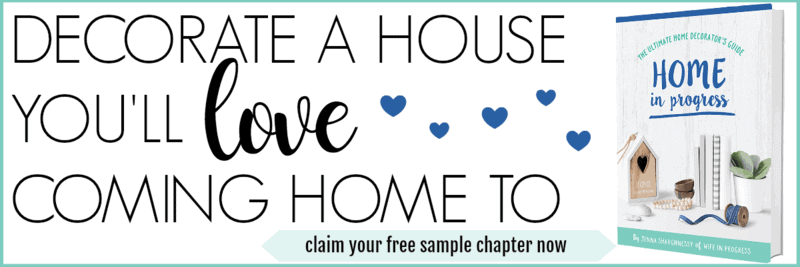 claim your free chapter of the decorating book