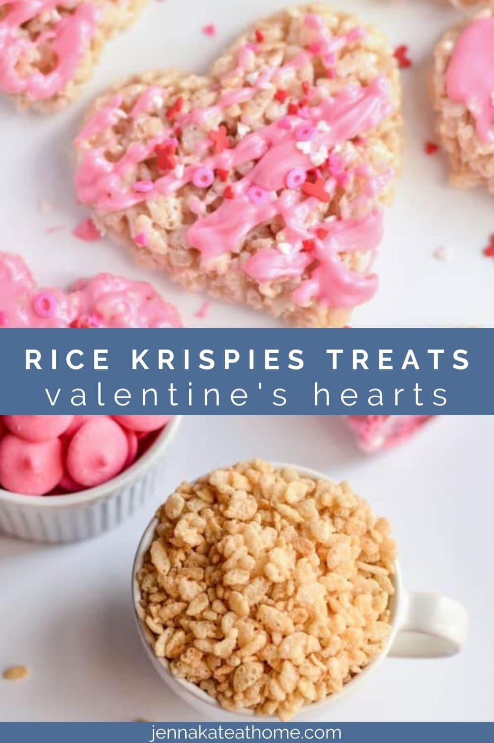 rice krispies treats for valentine's day