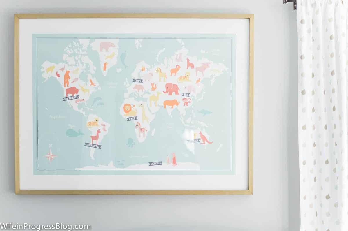 Baby boy nursery ideas and pictures