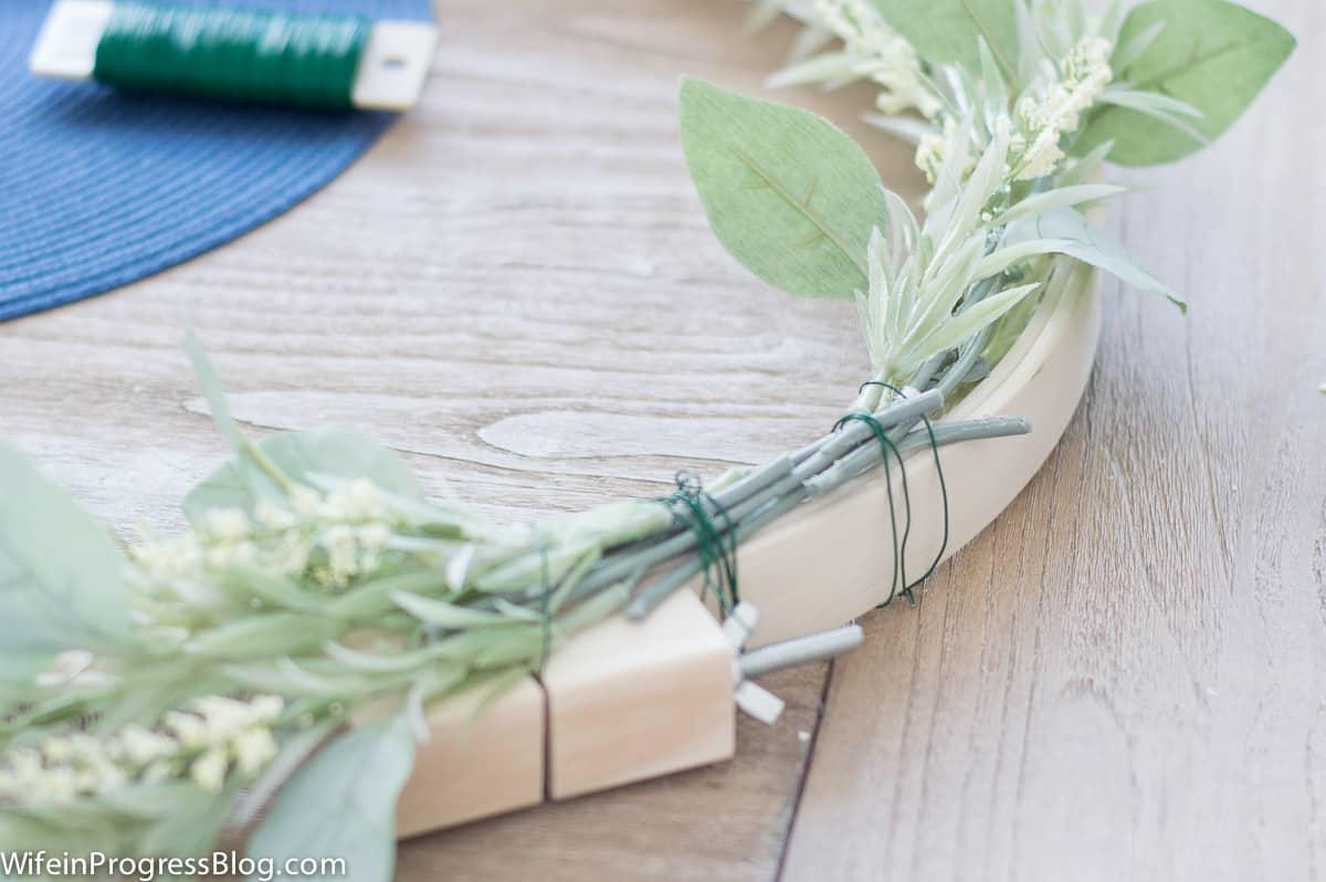 Spring wreath ideas