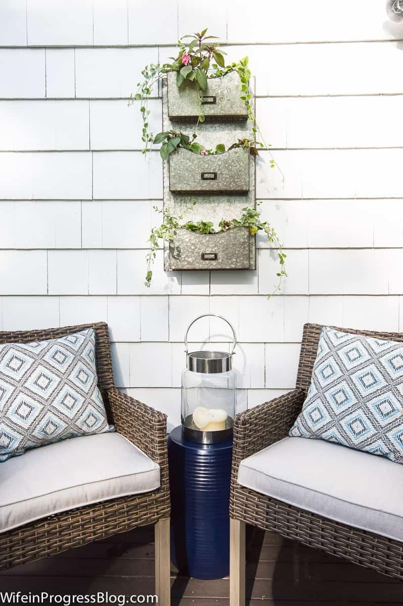 unique planter ideas | farmhouse style planter