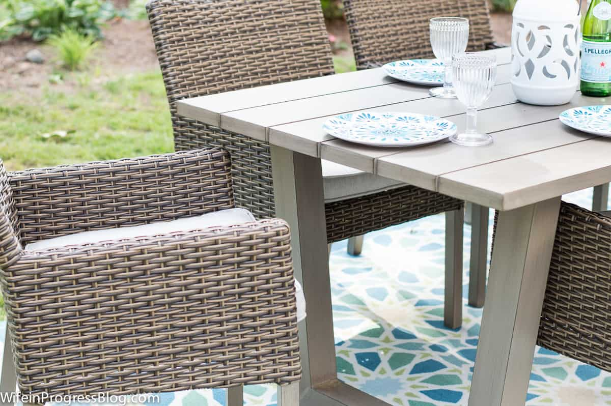 outdoor decor | patio decorating