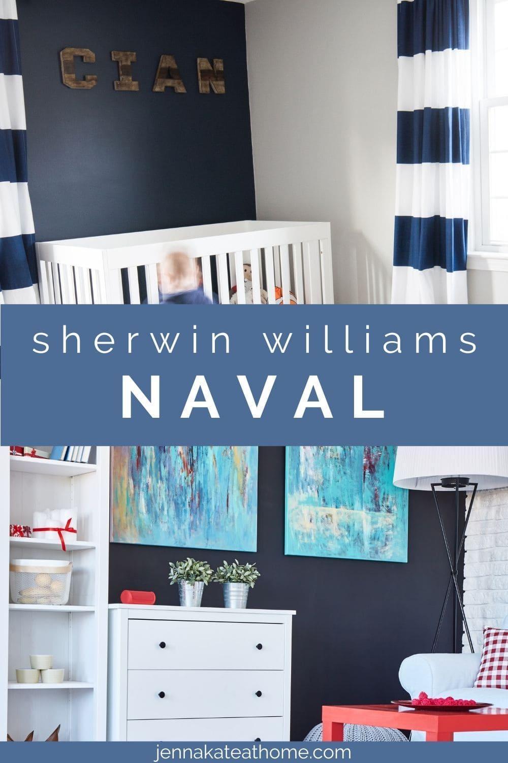 sherwin williams naval
