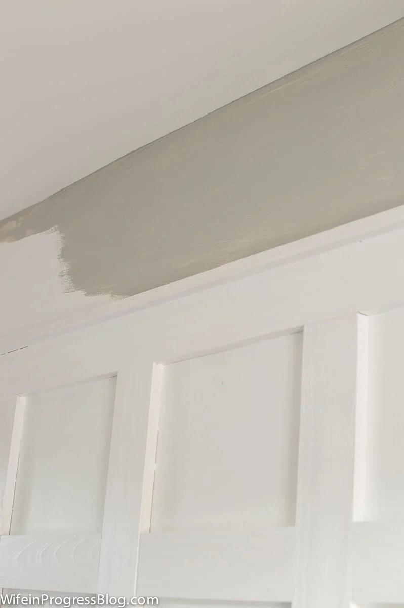 Easy DIY board and batten tutorial for interior walls
