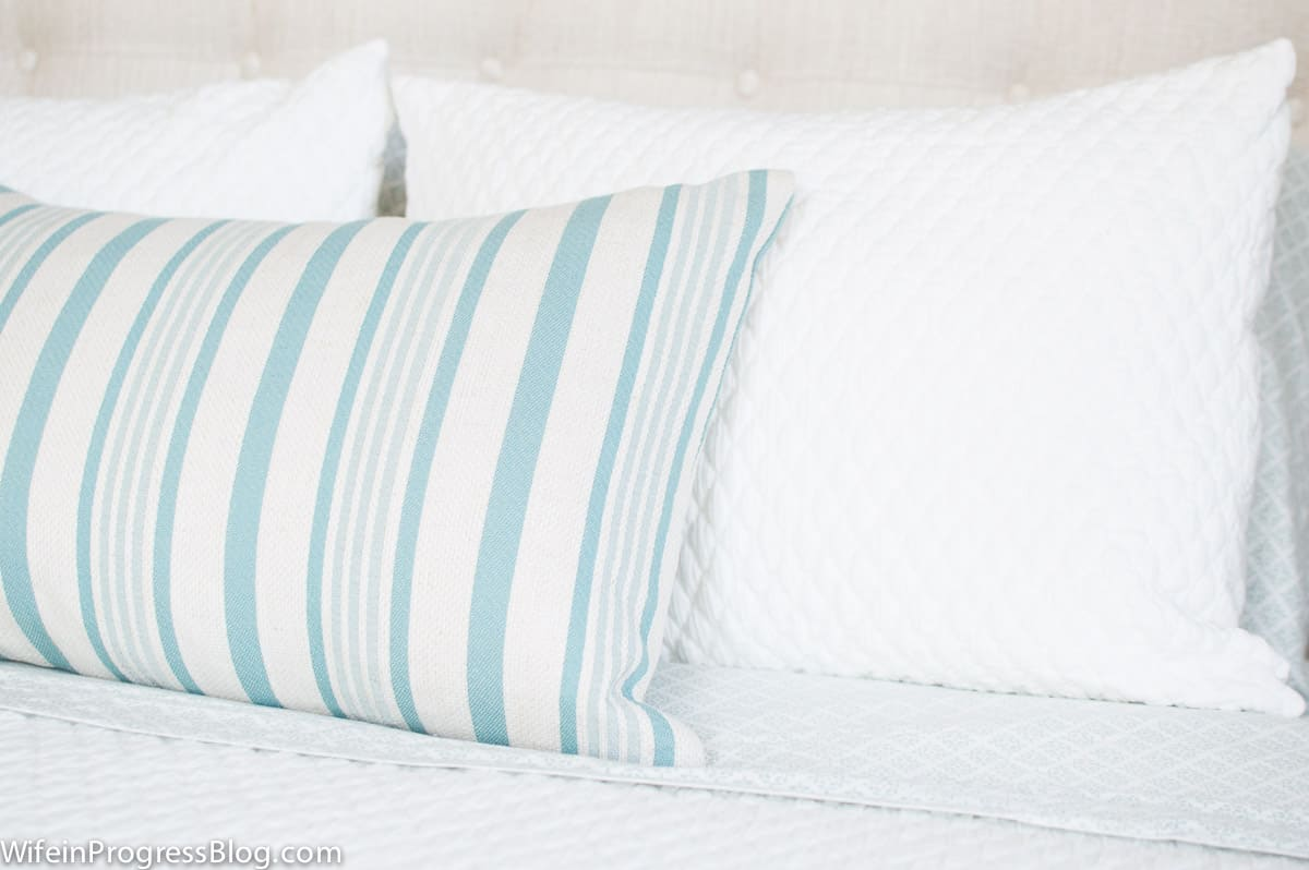 How to make the perfect bed so that your room looks like a hotel!