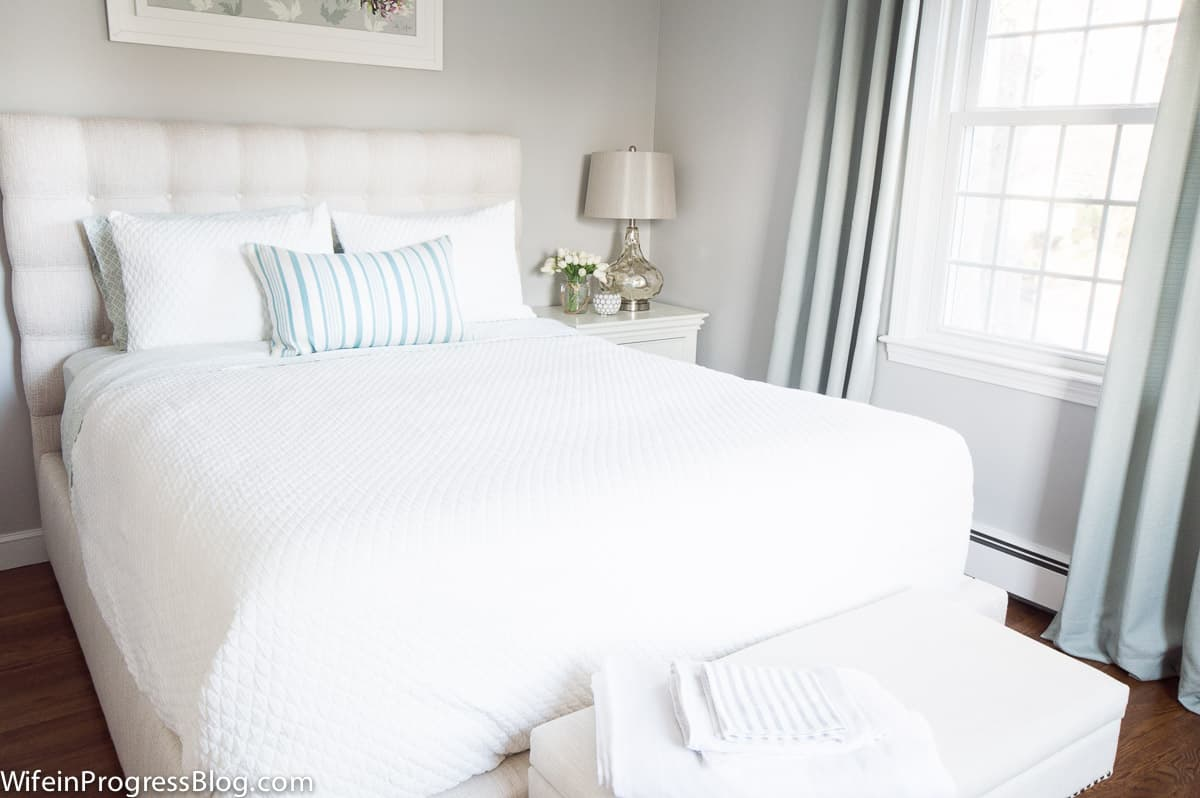 How to create a guest bedroom retreat