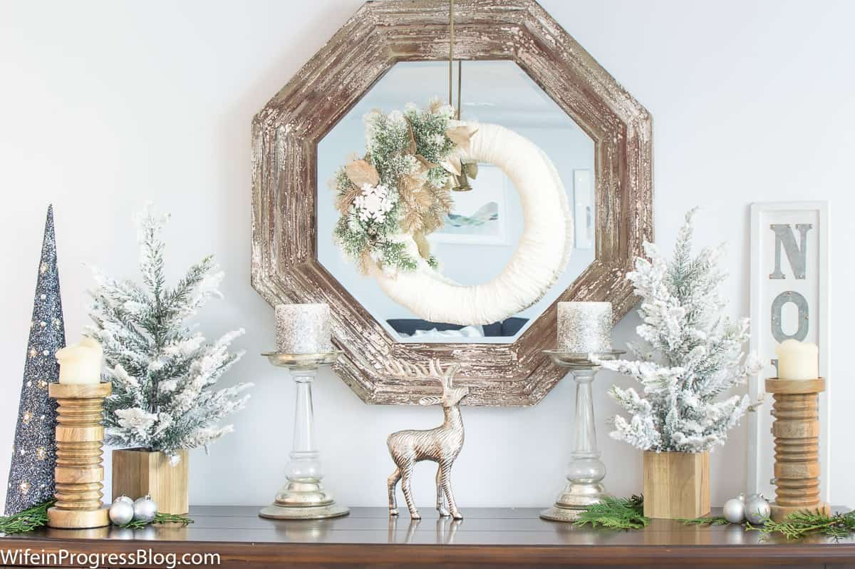 Christmas Decorating Ideas For The Home that are both beautiful and simple