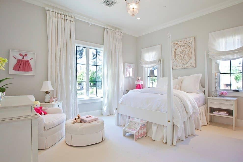 Paper White by Benjamin Moore Kid Bedroom