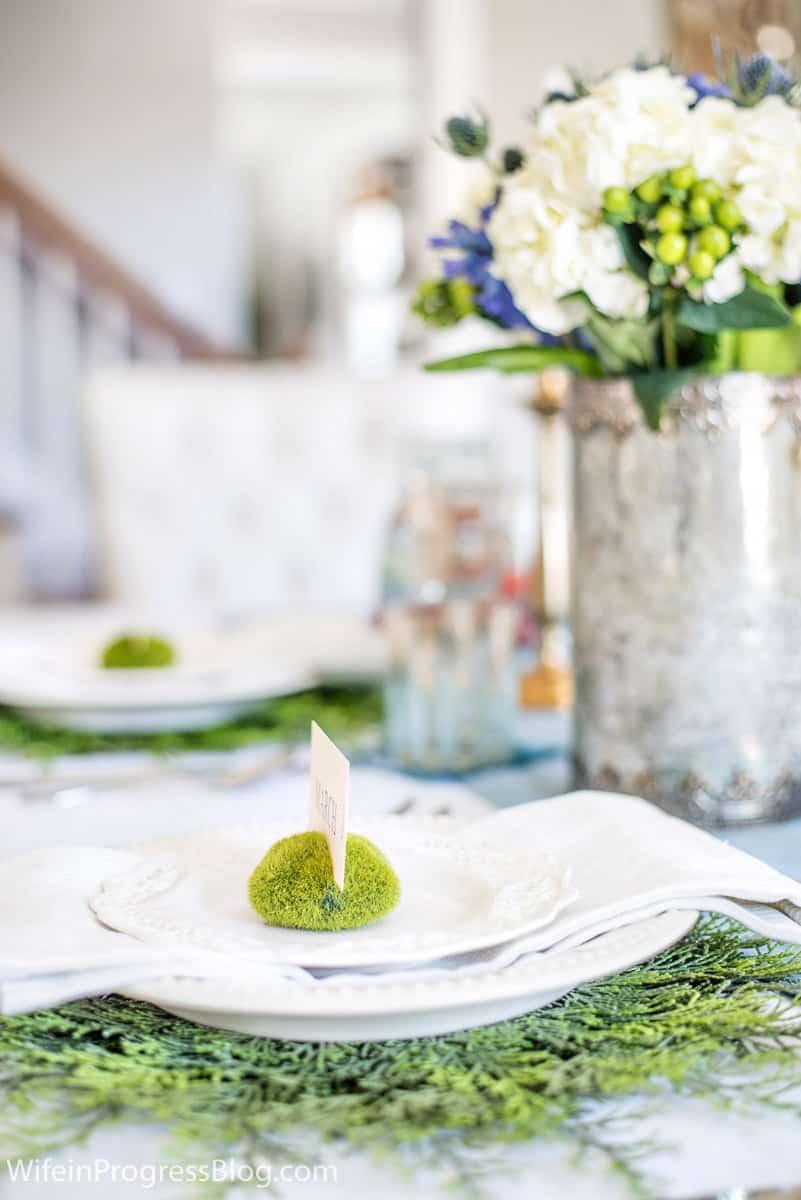 DIY spring table decorating ideas
