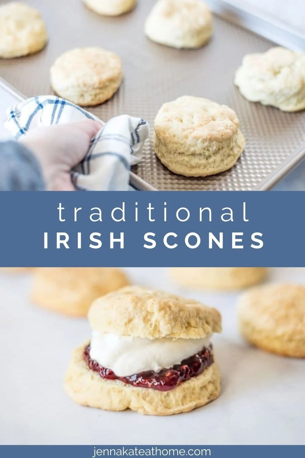 traditional Irish scone recipe