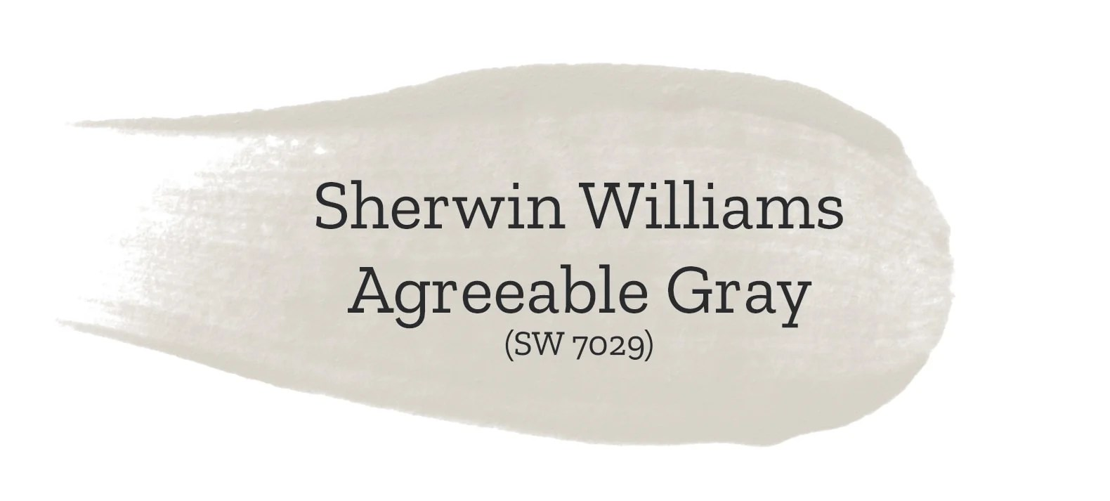 SW Agreeable Gray 7029