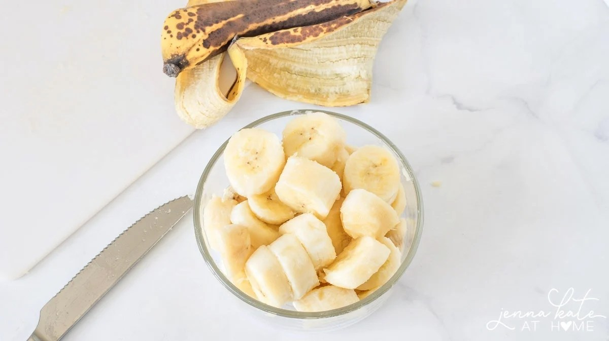 How to make ice cream with just bananas