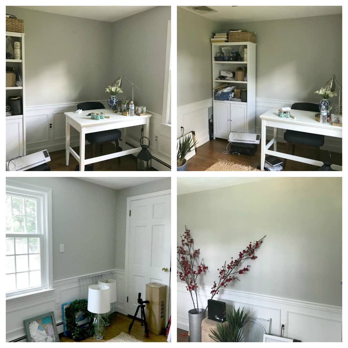 Learn how to setup a small home office