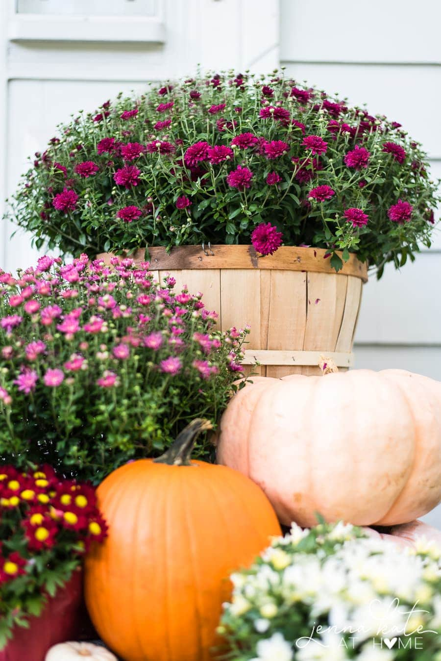 Inexpensive and simple fall decorating ideas