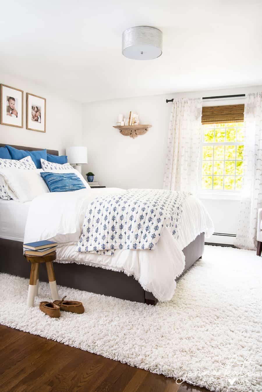spring bedding refresh