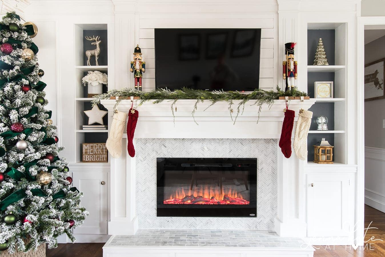 How to build a fireplace mantel from scratch