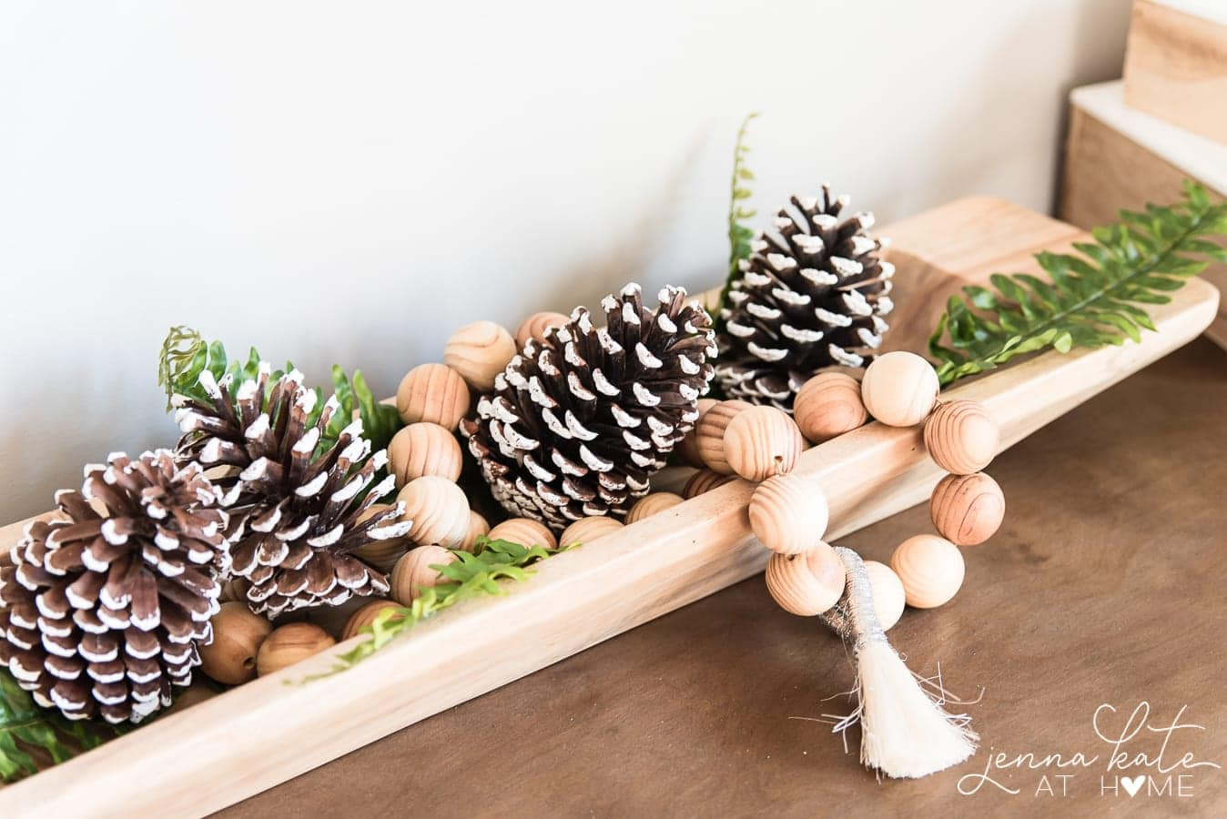 Use what you find in nature to decorate for fall on a budget