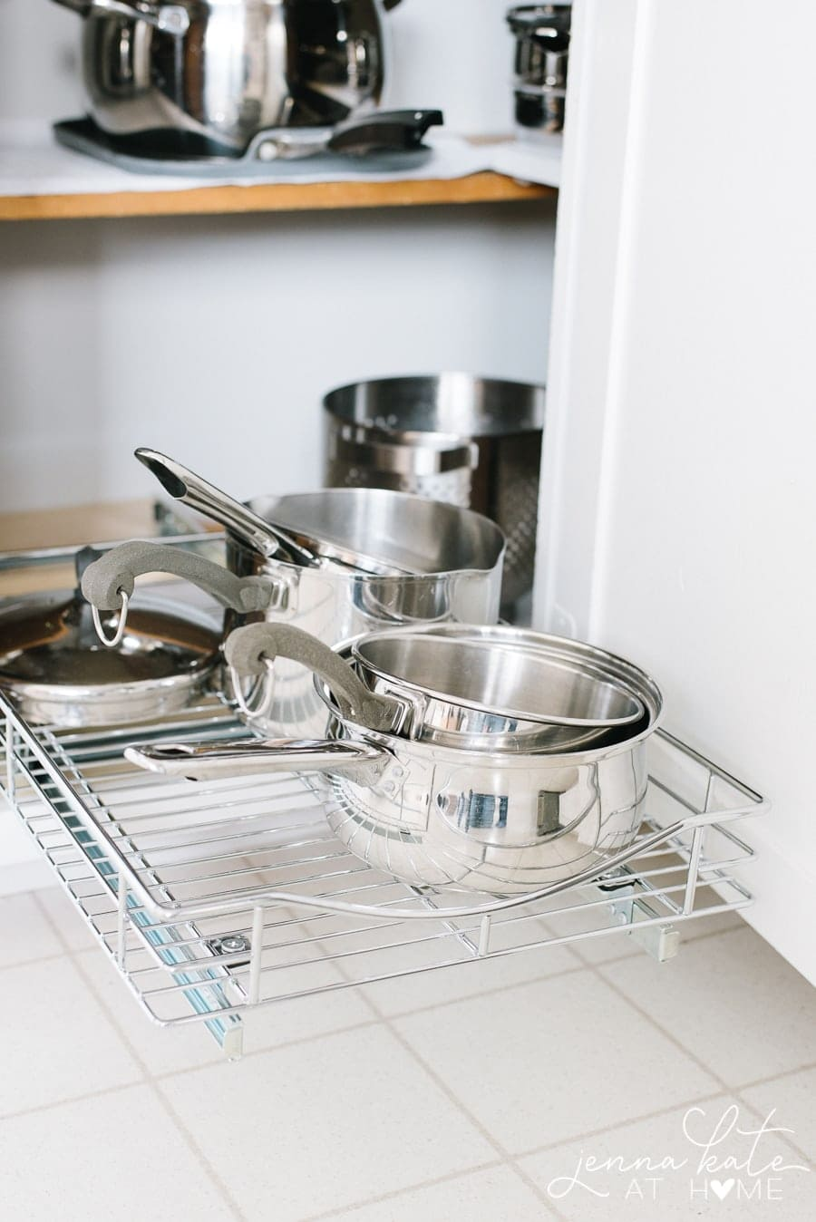 Kitchen cabinet organization essentials