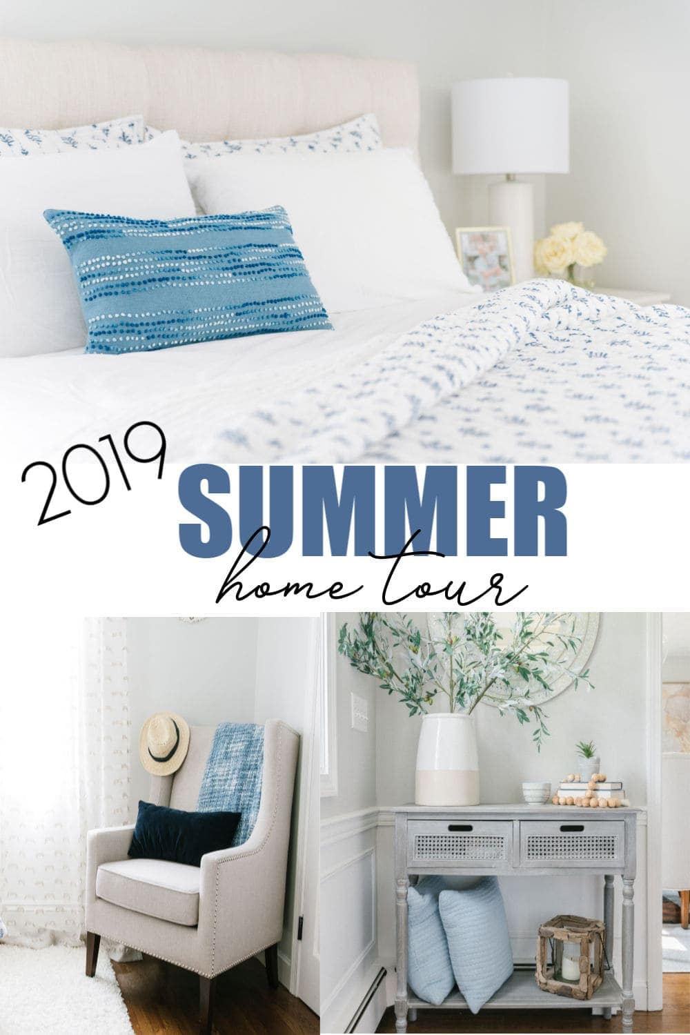 summer home tour 2019