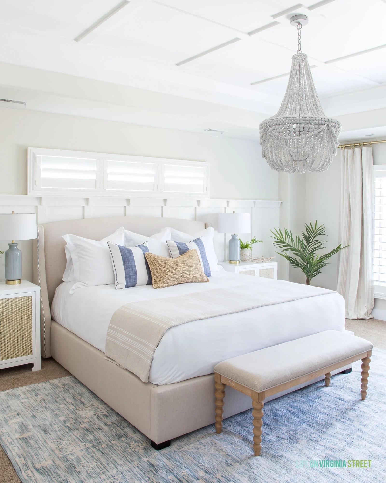 get the elegant coastal decor look