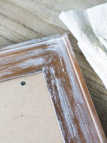 whitewash wood technique