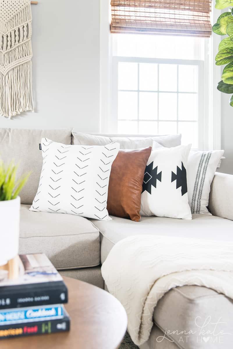 Boho Home Decor Get The Look On A Budget Jenna Kate At Home