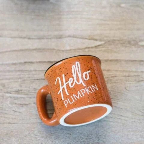 How to Create a Personalized Mug