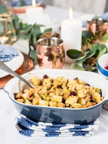 Best ever turkey stuffing recipe