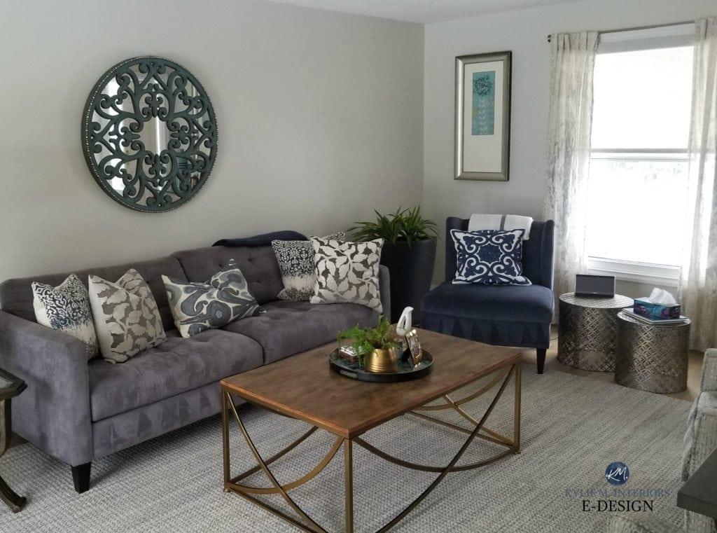 BM Classic Gray living room