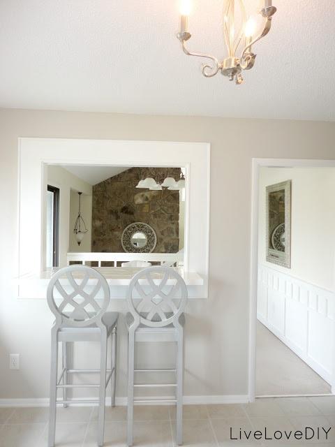 Behr Mineral paint color kitchen