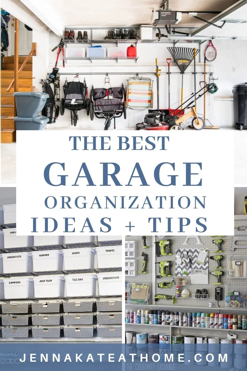 the best garage organization ideas