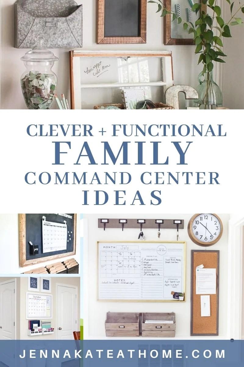 family command center ideas pinterest