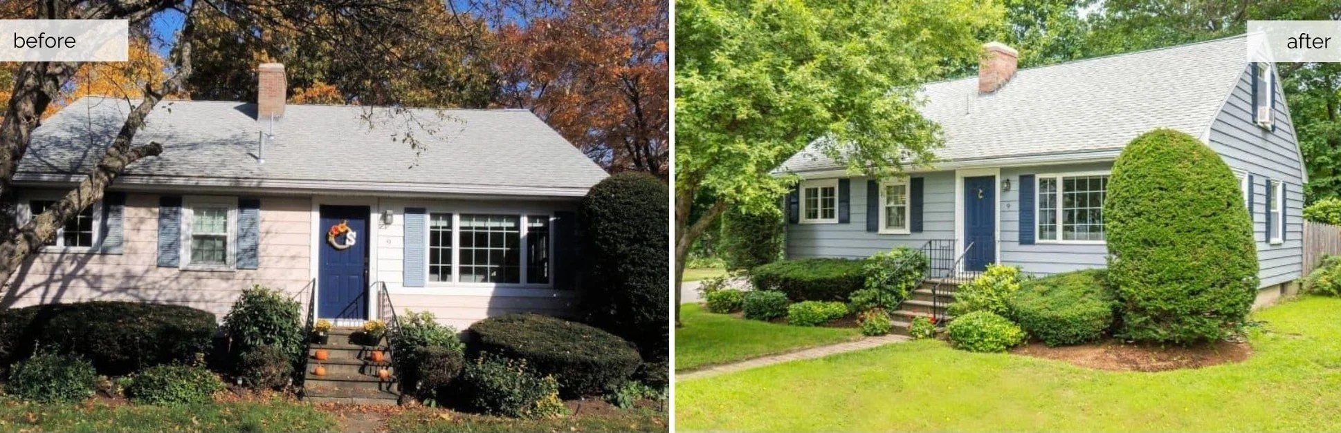 The best exterior shades of paint when selling a home