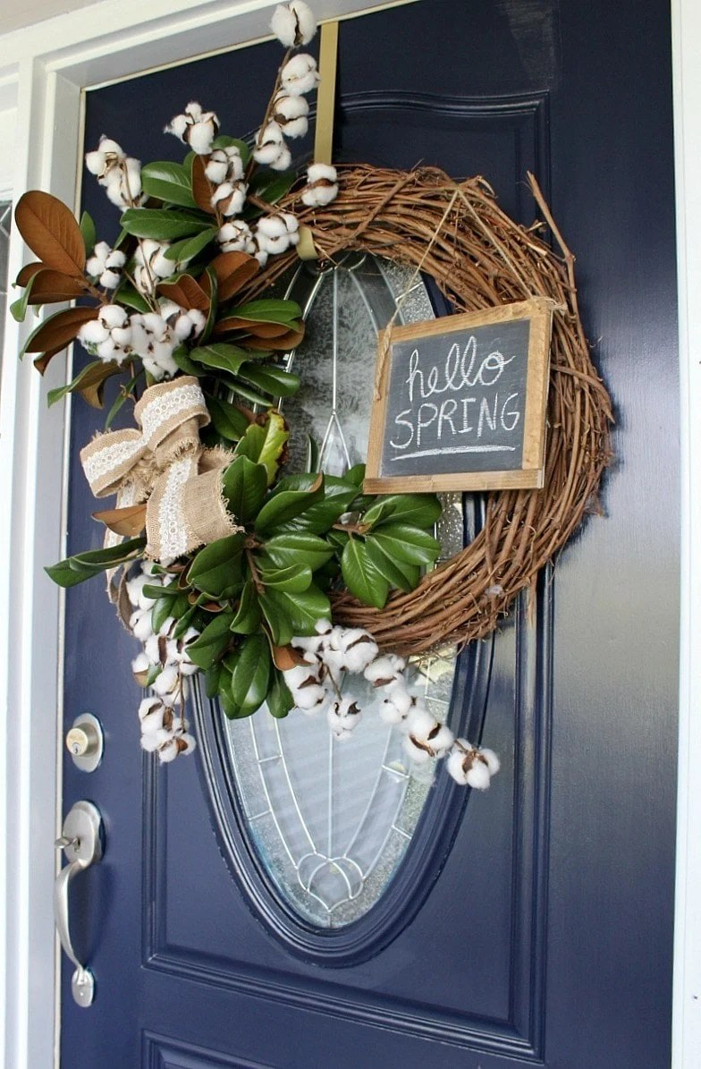 sherwin williams anchors aweigh front door