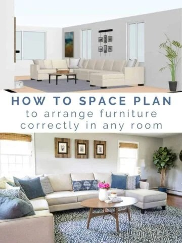 how to space plan