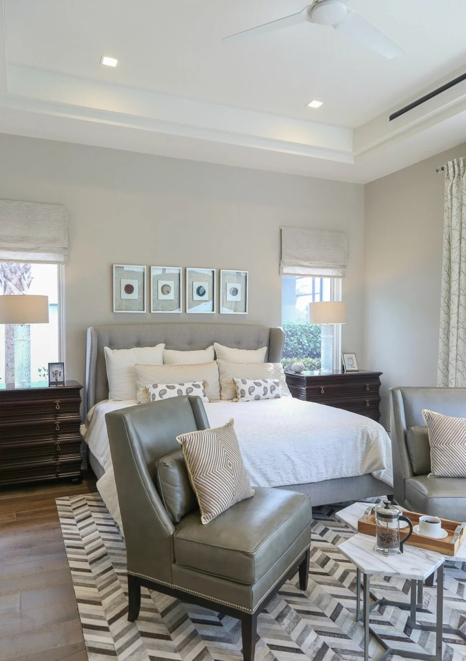 sherwin williams worldly gray bedroom walls
