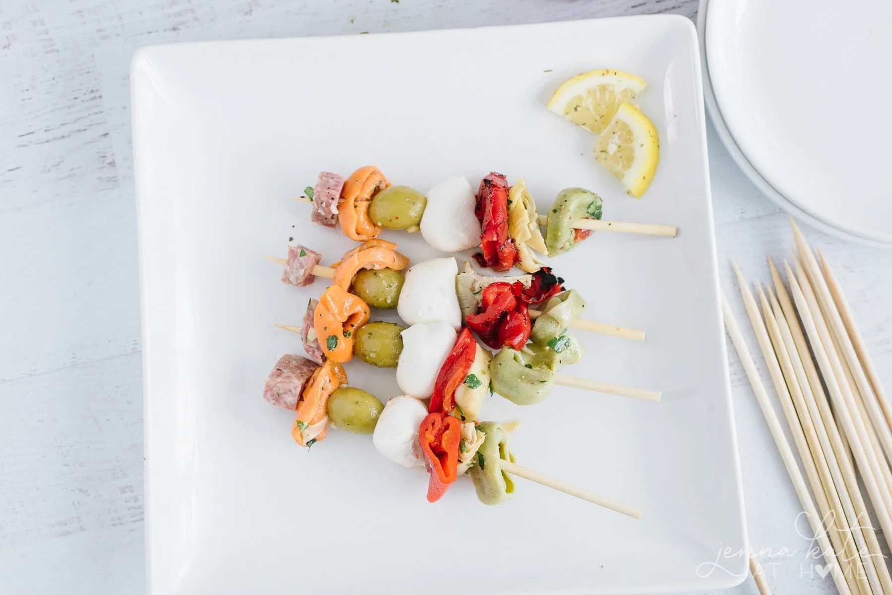 another shot of the skewers