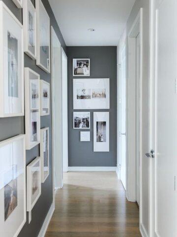 kendall charcoal hallway