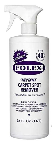 bottle of folex