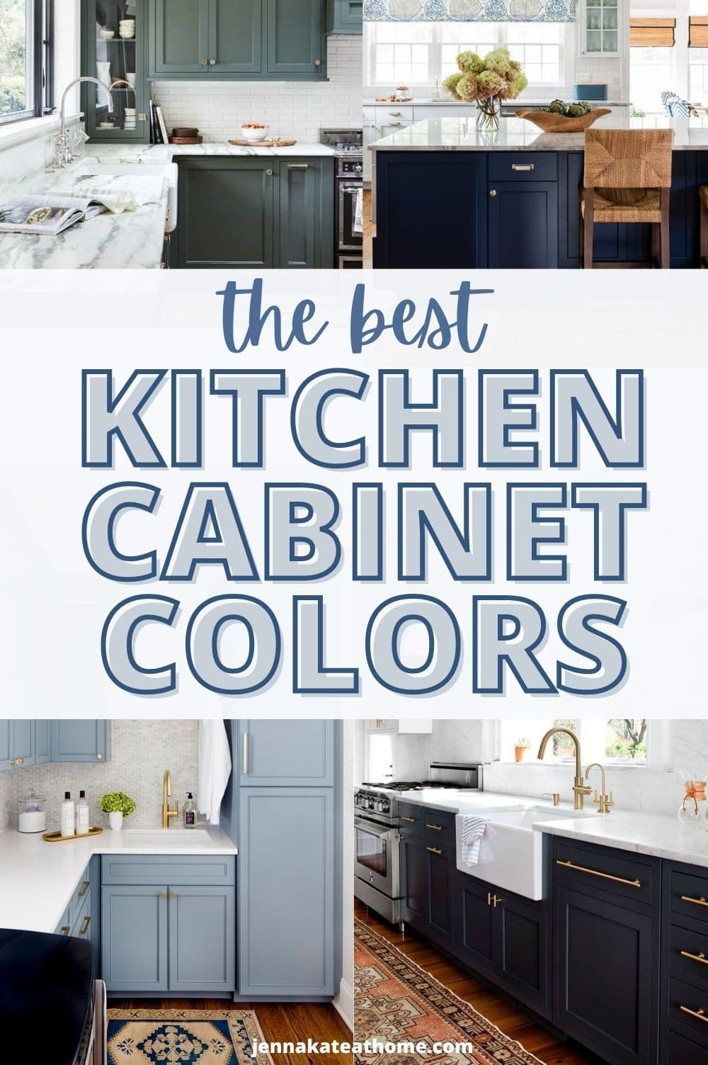 kitchen cabinet paint colors pin