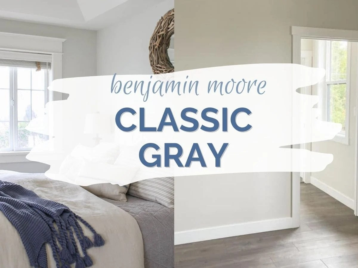BM classic gray header with text overlay