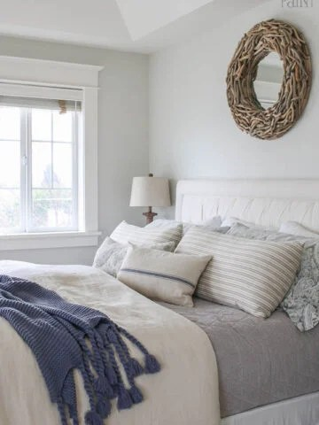 bm classic gray bedroom