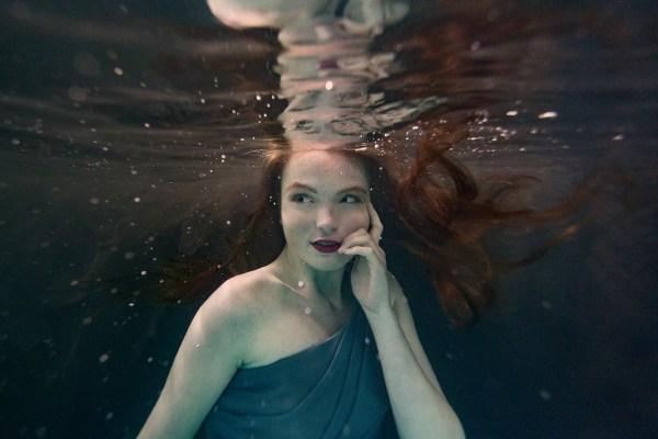 Jenna Martin - underwater photographer