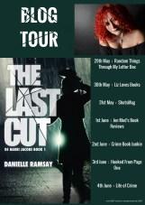 THE LAST CUT BLOG TOUR POSTER